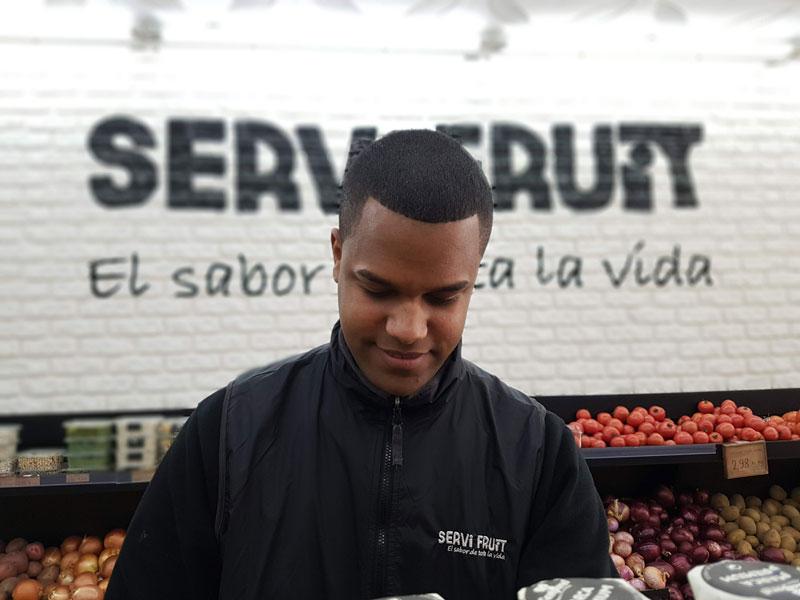 Treballa a Servifruit